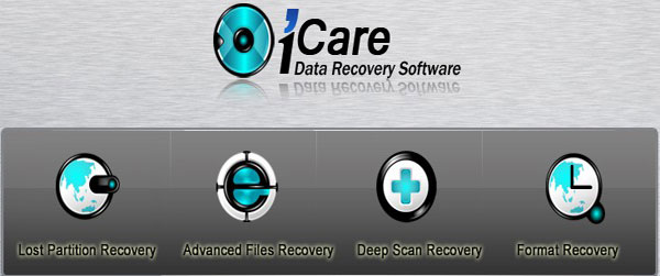 Screenshot of Recover Raw File System